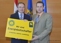 Verleihung Energiebotschafter